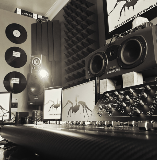 Spy-da Productions Studio